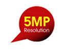5MP Resolution